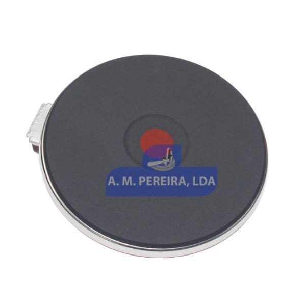 PLACA ELECTRICA PARA FOGÃO 180 mm – 2000W220V